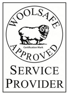 Woolsafe® Approved Service Provider